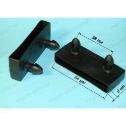 Латодержатель для металлической конструкции 64мм ЛДМ 64/1