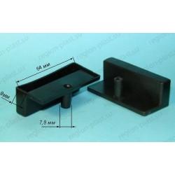 Латодержатель для металлической конструкции 64мм ЛДМ 64/2