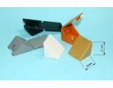 Уголок мебельный пластиковый, цвета в ассортименте
